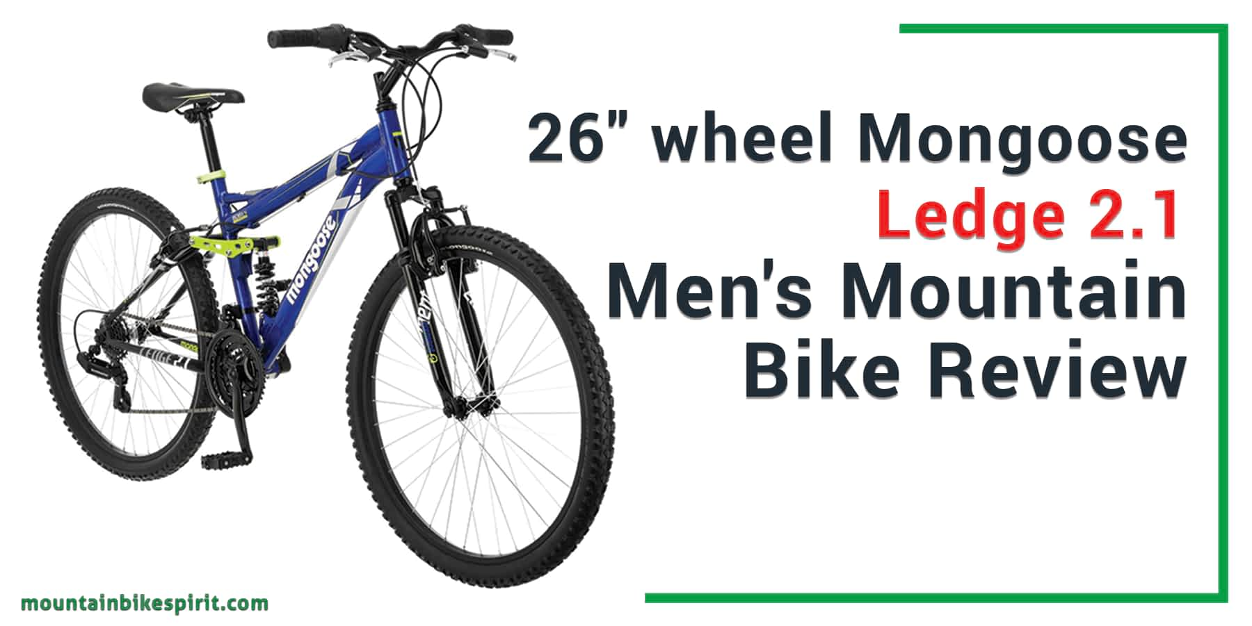 Mongoose-Ledge-2.1-Mens-Mountain-Bike-Review