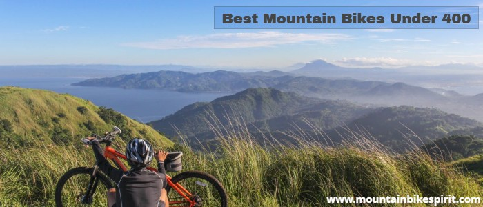 Best Mountain Bikes Under 400