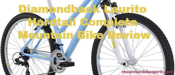 Diamondback Laurito Hardtail Complete Mountain Bike
