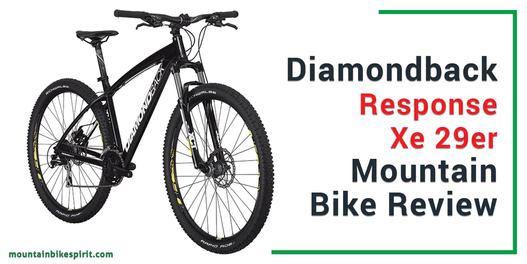 Diamondback Response Xe 29er Mountain Bike Review