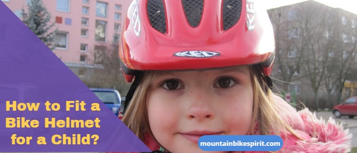 How to Fit a Bike Helmet for a Child