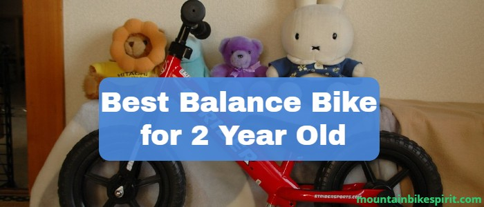 best balance bike for 2 year old