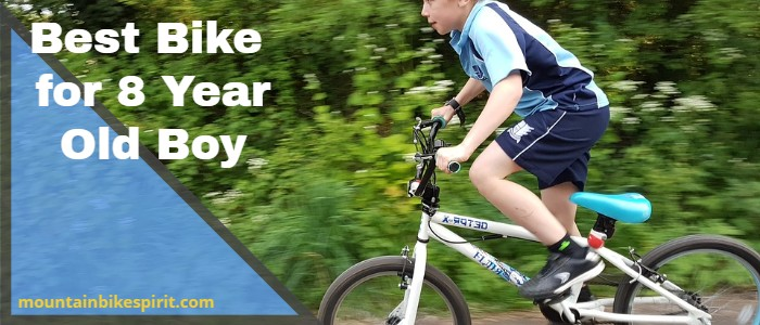 Best Bike for 8 Year Old Boy